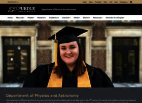 physics.purdue.edu