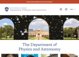 physics.rice.edu