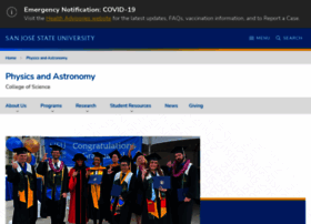 physics.sjsu.edu