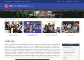 physics.smu.edu