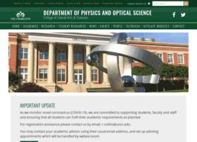 physics.uncc.edu