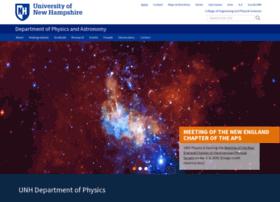 physics.unh.edu