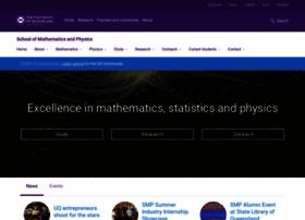 physics.uq.edu.au