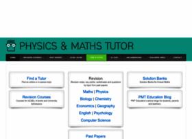 physicsandmathstutor.com