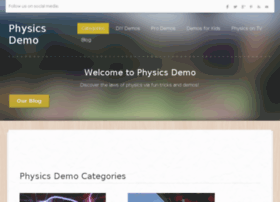 physicsdemocom.ipage.com