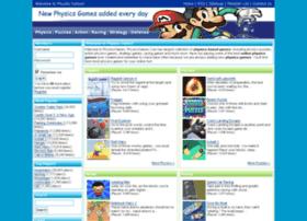 physicsgamez.com