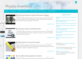 physicsinventions.com