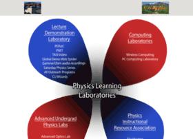 physicslearning2.colorado.edu
