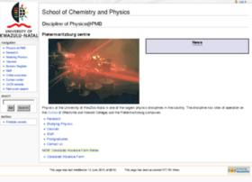 physicspmb.ukzn.ac.za