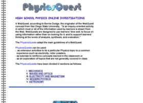 physicsquest.homestead.com