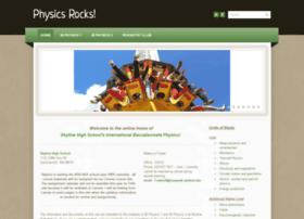 physicsrocks.com
