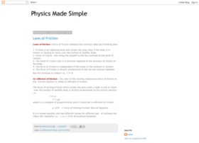 physicssimplifiedforyou.blogspot.in