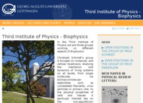 physik3.gwdg.de