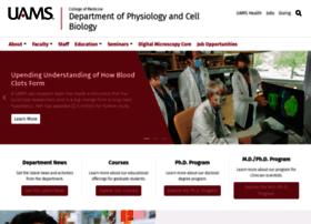 physiology.uams.edu