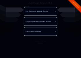 physiotherapie-diana-schmidt.de