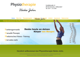 physiotherapie-john.de