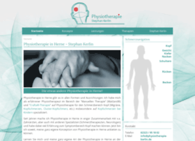 physiotherapie-kerlin.de
