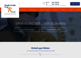 physiotherapie-kiel-cerulla-zurantzau.de