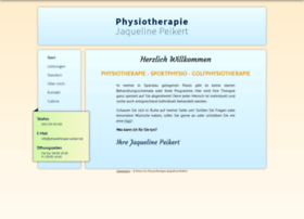 physiotherapie-peikert.de