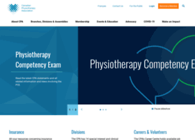 physiotherapy.ca