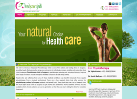 physiotherapygurgaon.co.in