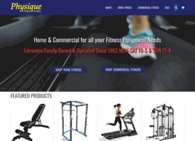 physiquefitness.com