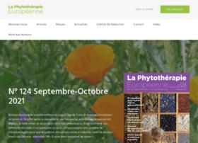 phytotherapie-europeenne.fr