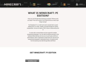 pi.minecraft.net