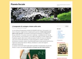 pianetasociale.com