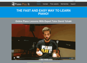 piano-by-chords.com