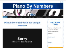 piano-by-numbers.com