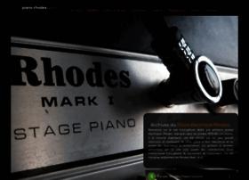 piano-rhodes.com