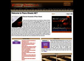 piano-sheets.net