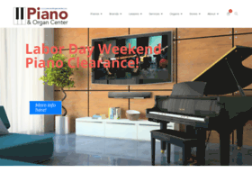 pianoandorgancenter.com