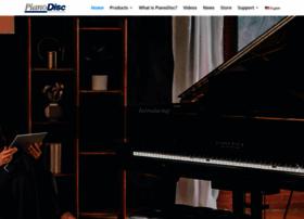 pianodisc.com