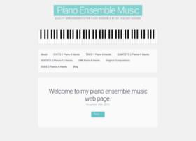 pianoensemblemusic.com
