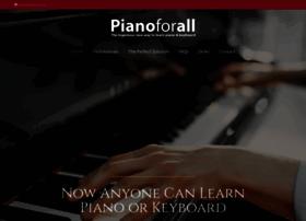 pianoforall.com