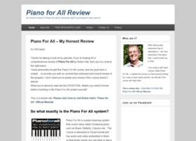 pianoforallreview.co.uk