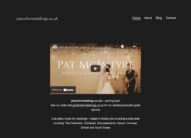 pianoforweddings.co.uk
