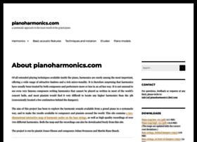 pianoharmonics.com