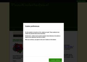 pianokinderliedjes.nl