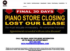 pianomansuperstore.com