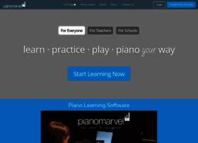 pianomarvel.com