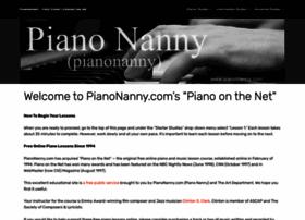 pianonanny.com