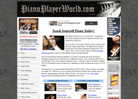 pianoplayerworld.com
