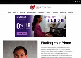 pianos.westmusic.com