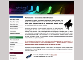 pianoscales.org
