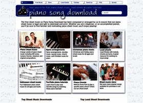 pianosongdownload.com