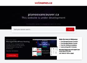 pianosvancouver.ca