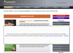 pianoweb.agence-presse.net